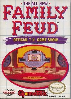 Screenshot Thumbnail / Media File 1 for Family Feud (USA)