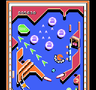 Screenshot Thumbnail / Media File 1 for Family Pinball (Japan)