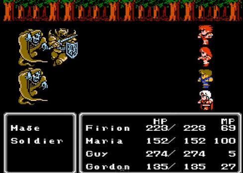 final fantasy 2 1988
