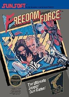 Screenshot Thumbnail / Media File 1 for Freedom Force (USA)