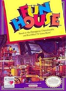 Screenshot Thumbnail / Media File 1 for Fun House (USA)