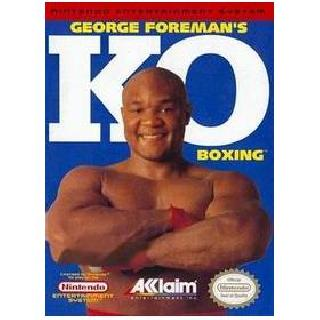 Screenshot Thumbnail / Media File 1 for George Foreman's KO Boxing (USA)