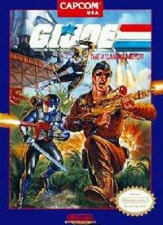 Screenshot Thumbnail / Media File 1 for G.I. Joe - A Real American Hero - The Atlantis Factor (USA)