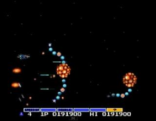 Screenshot Thumbnail / Media File 1 for Gradius (USA)