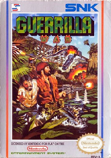 Screenshot Thumbnail / Media File 1 for Guerrilla War (USA)