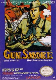 Screenshot Thumbnail / Media File 1 for Gun.Smoke (USA)