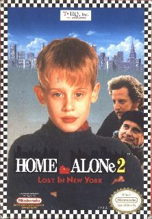Screenshot Thumbnail / Media File 1 for Home Alone 2 - Lost in New York (USA)