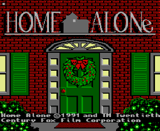 Screenshot Thumbnail / Media File 1 for Home Alone (USA) (Rev A)