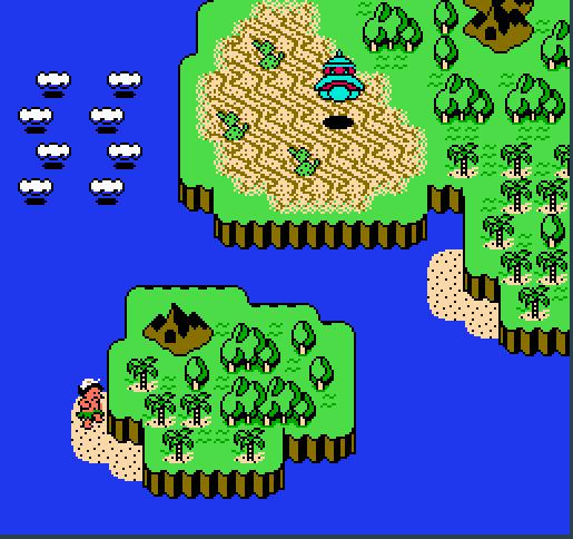 Hudson's Adventure Island III (USA) ROM < NES ROMs   Emuparadise