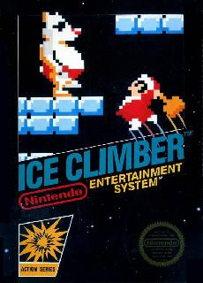 Screenshot Thumbnail / Media File 1 for Ice Climber (USA, Europe)