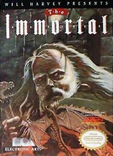 Screenshot Thumbnail / Media File 1 for Immortal, The (USA)