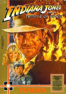 Screenshot Thumbnail / Media File 1 for Indiana Jones and the Temple of Doom (USA)