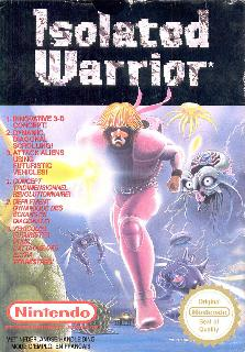 Screenshot Thumbnail / Media File 1 for Isolated Warrior (USA)