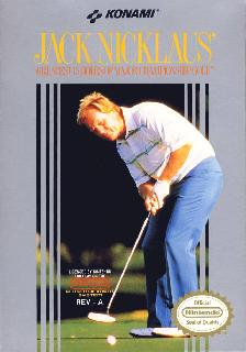 Screenshot Thumbnail / Media File 1 for Jack Nicklaus' Greatest 18 Holes of Major Championship Golf (USA)