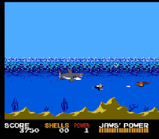 Screenshot Thumbnail / Media File 1 for Jaws (USA)