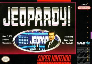 Screenshot Thumbnail / Media File 1 for Jeopardy! (USA)