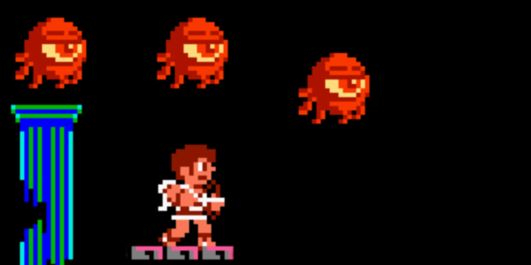 Kid Icarus Angel Land Story Usa Europe Rom Nes Roms Emuparadise