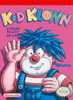 Screenshot Thumbnail / Media File 1 for Kid Klown in Night Mayor World (USA)