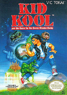 Screenshot Thumbnail / Media File 1 for Kid Kool and the Quest for the Seven Wonder Herbs (USA)