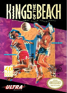 Screenshot Thumbnail / Media File 1 for Kings of the Beach - Professional Beach Volleyball (USA)