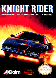 Screenshot Thumbnail / Media File 1 for Knight Rider (USA)