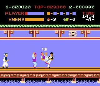 Screenshot Thumbnail / Media File 1 for Kung Fu (USA)