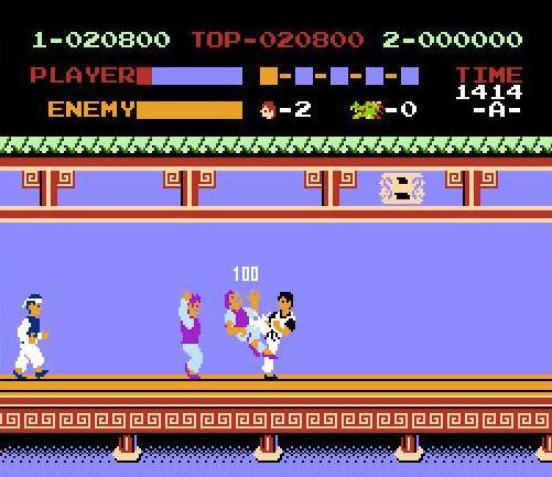 Kung Fu Usa Rom Nes Roms Emuparadise