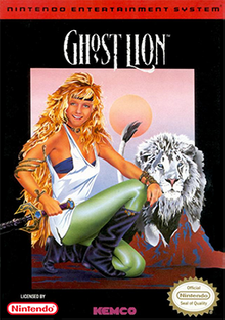 Screenshot Thumbnail / Media File 1 for Legend of the Ghost Lion (USA)