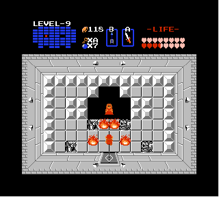 Screenshot Thumbnail / Media File 1 for Legend of Zelda, The (Europe)