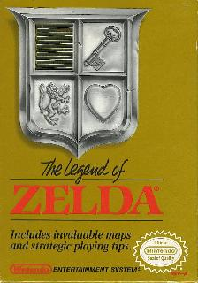 Screenshot Thumbnail / Media File 1 for Legend of Zelda, The (USA) (Rev A)