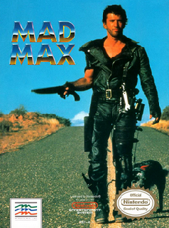 Screenshot Thumbnail / Media File 1 for Mad Max (USA)