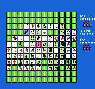 Screenshot Thumbnail / Media File 1 for Mahjong Trap - Si Cuan Ma Que (Asia) (Unl)