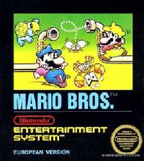 Screenshot Thumbnail / Media File 1 for Mario Bros. (Europe) (Rev A)