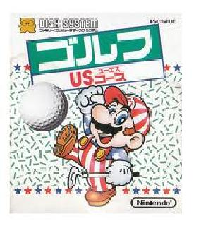 Screenshot Thumbnail / Media File 1 for Mario Open Golf (Japan)