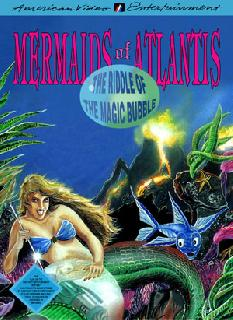 Screenshot Thumbnail / Media File 1 for Mermaids of Atlantis - The Riddle of the Magic Bubble (USA) (Unl)