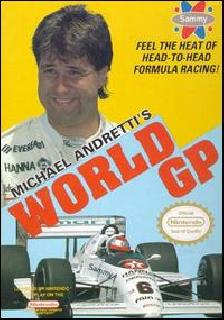 Screenshot Thumbnail / Media File 1 for Michael Andretti's World GP (USA)