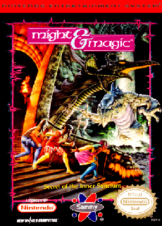 Screenshot Thumbnail / Media File 1 for Might and Magic - Secret of the Inner Sanctum (USA)