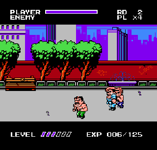 Screenshot Thumbnail / Media File 1 for Mighty Final Fight (Japan)