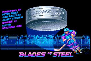 Screenshot Thumbnail / Media File 1 for Blades of Steel