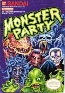 Screenshot Thumbnail / Media File 1 for Monster Party (USA)