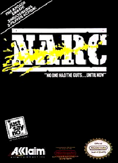 Screenshot Thumbnail / Media File 1 for NARC (USA)