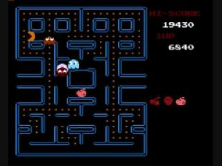 Screenshot Thumbnail / Media File 1 for Pac-Man (Europe)