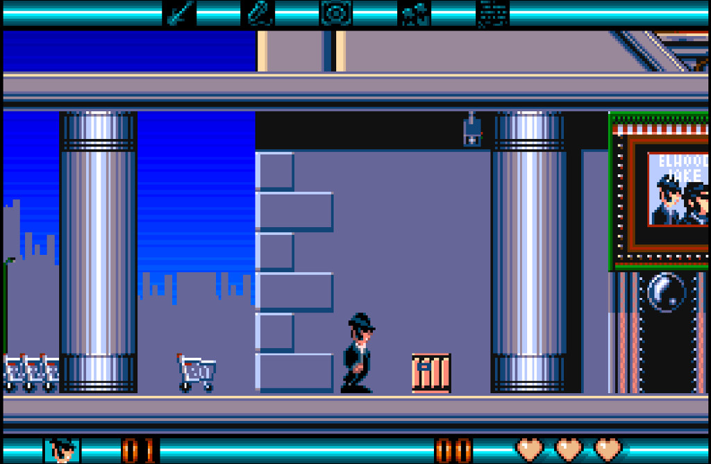 Blues Brothers, The ROM < Amiga ROMs | Emuparadise