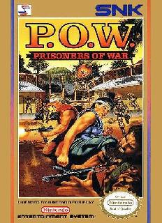Screenshot Thumbnail / Media File 1 for P.O.W. - Prisoners of War (USA)