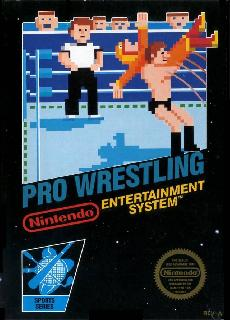 Screenshot Thumbnail / Media File 1 for Pro Wrestling (USA)