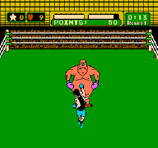 Screenshot Thumbnail / Media File 1 for Punch-Out!! (Japan) (Gold Edition)