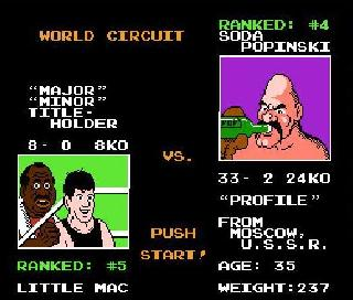 Screenshot Thumbnail / Media File 1 for Punch-Out!! (USA)