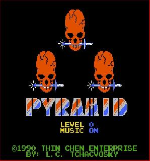 Screenshot Thumbnail / Media File 1 for Pyramid (USA) (Unl)