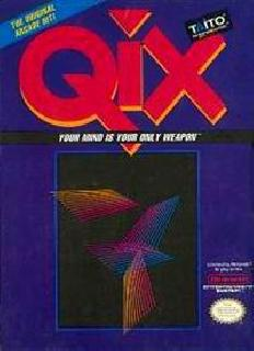 Screenshot Thumbnail / Media File 1 for Qix (USA)