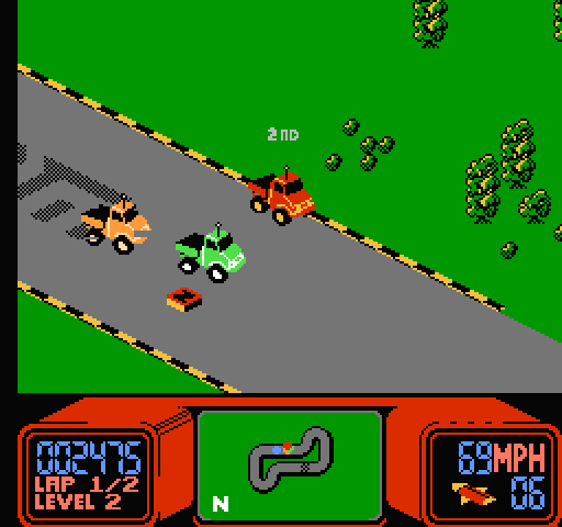 56678 R.C._Pro Am_(USA) 2 r c pro am (usa) rom \u003c nes roms emuparadise Rad Racer NES at n-0.co